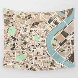 Bordeaux, France Wall Tapestry