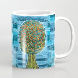 Tree and Birds Coffee Mug