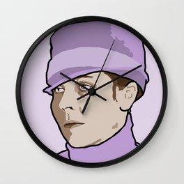 Djuna Barnes Wall Clock
