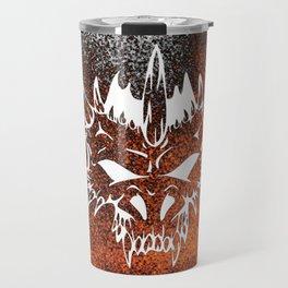 Diabolic, fire Travel Mug