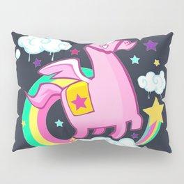 Pinata Unicorn Pillow Sham