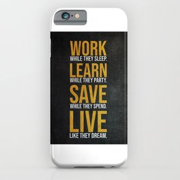 Trader Trading Gift Idea iPhone Case