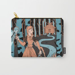 Vasilisa Carry-All Pouch