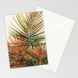Arecaceae - household jungle #1 Stationery Cards