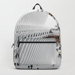 the oculus new york city Backpack