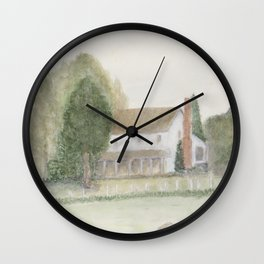 The Old Cooper Home Wall Clock