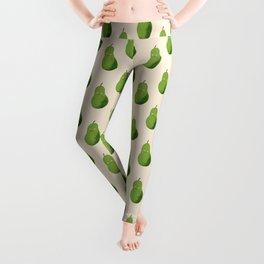 Kawaii Pear Leggings