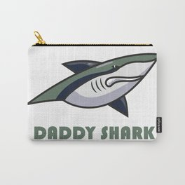 Daddy shark Carry-All Pouch
