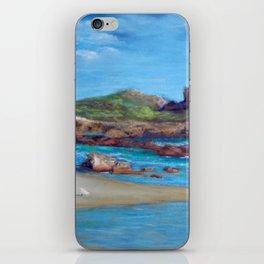 Birubi Rock Pools iPhone Skin