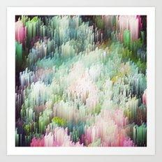 Trespass Roses Art Print