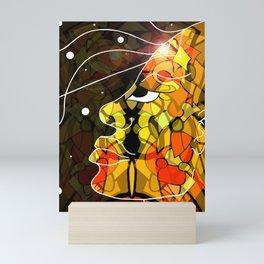Inner Knowledge Mini Art Print