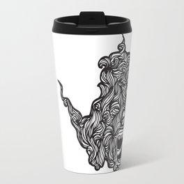 Hairy Smoke Bastard #1 Travel Mug