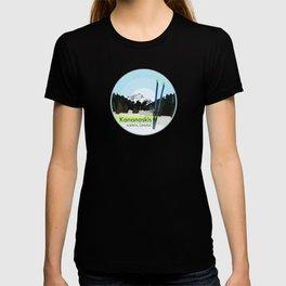 Kananaskis Skiing T-shirt