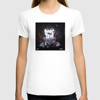 planet of the apes T-shirts featuring Meteoric Apes by Tom Bryce