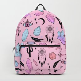 Desert Crystals Theme Backpack