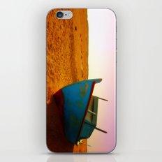 sailing the sand iPhone & iPod Skin