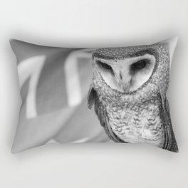 The Dreamy Watch of the Australian Owl Rectangular Pillow