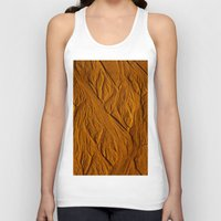 mars Tank Tops featuring Mars by Ian Bevington