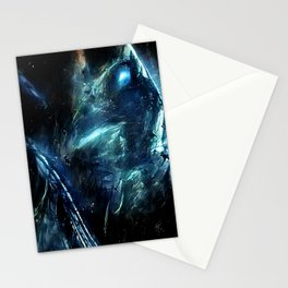 Abstract 9 - 16521 Stationery Cards