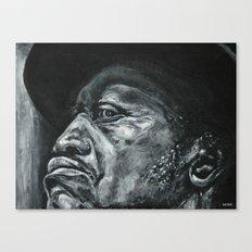 shadow part2 Canvas Print