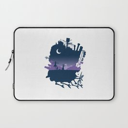 Sophie and Calcifer Laptop Sleeve