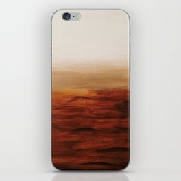 Desert Waves iPhone Skin