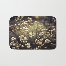 Baby's Breath Bath Mat