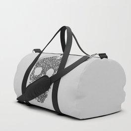 Panda is Cool (Grey) Duffle Bag