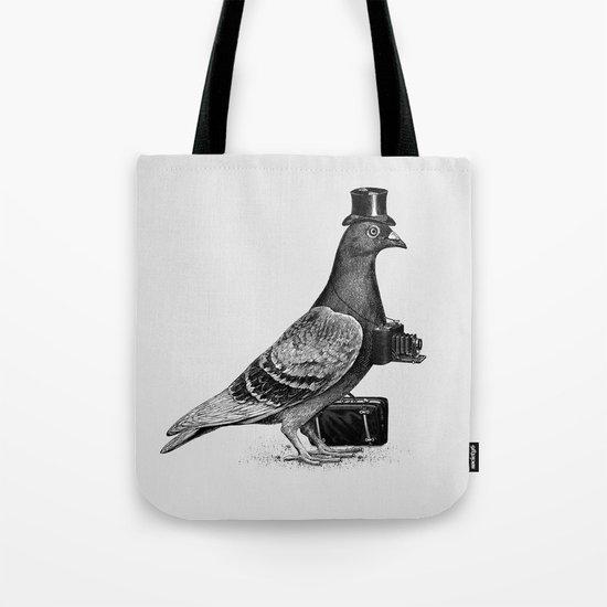 Tourist Tote Bag