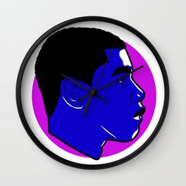 John Boyega Wall Clock