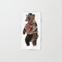 Rick Bear Hand & Bath Towel