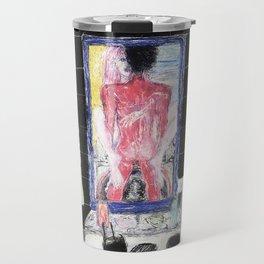 A Washing Machine Travel Mug
