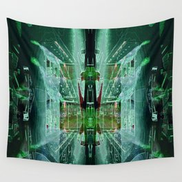 Clinical contouring Wall Tapestry