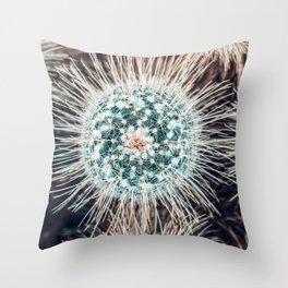 Cactus Study #1 Throw Pillow
