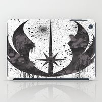 jedi iPad Cases featuring Jedi mark by Ainy A.