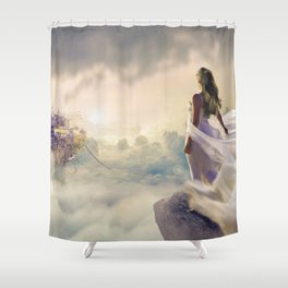 Fantasy | Fantaisie Shower Curtain