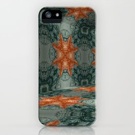 Iconic Hollows 21 iPhone Case