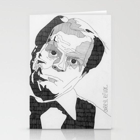 Darryl Revok. Stationery Cards
