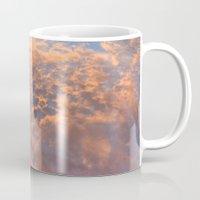 heaven Mugs featuring HEAVEN by AZZURRO ARTS