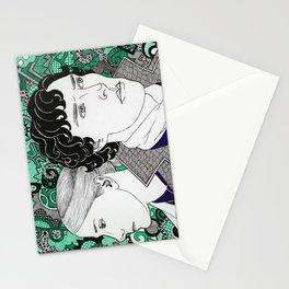 Sherlock&Molly Stationery Cards
