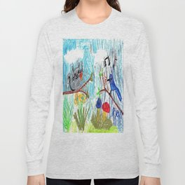 Songs of the Forest Long Sleeve T-shirt