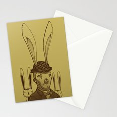 The Rabbit Man Stationery Cards