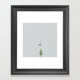 Lineare Framed Art Print