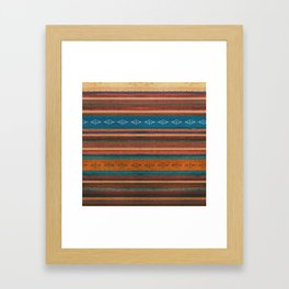 Ancient Gallery Framed Art Print