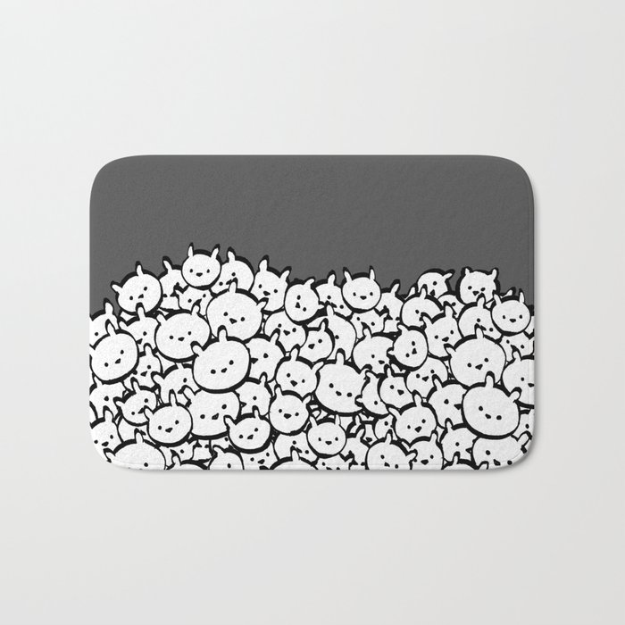 minima - bundle Bath Mat