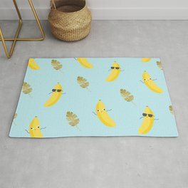 Crazy bananas Rug
