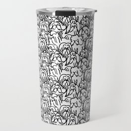 Oh Shih Tzu Travel Mug