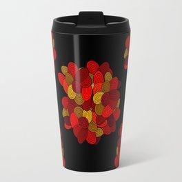 """""""Color Skein"""" Travel Mug"""