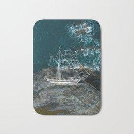 Shipwrecked Bath Mat
