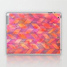 PATTERN {Chevron 012} Laptop & iPad Skin